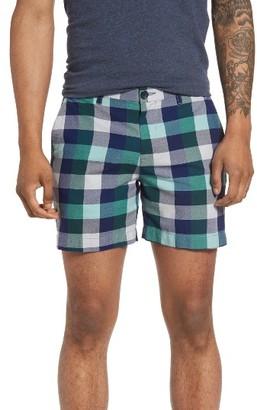 Men's Ben Sherman Check Shorts $69 thestylecure.com