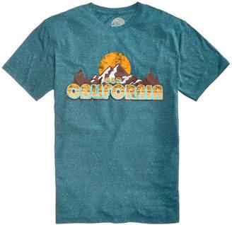 C&C California Men's Outdoor Adventures Graphic-Print T-Shirt