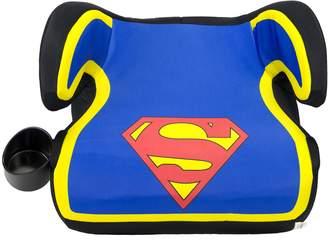 WB KidsEmbrace Belt Positioning Backless Booster Car Seat, Superman