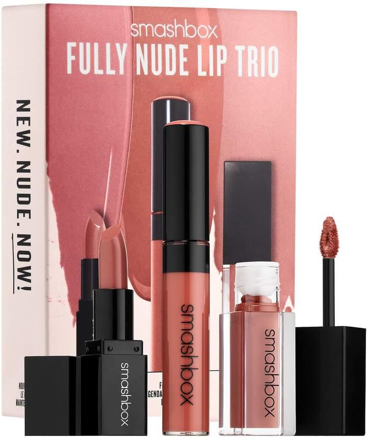 Smashbox - Fully Nude Lip Set