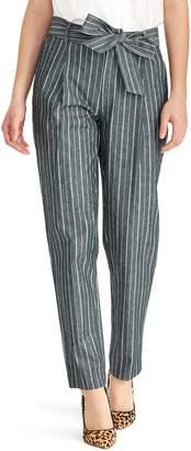 Rachel Roy Collection Stripe Denim Pants