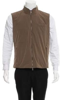 Brunello Cucinelli Lightweight Zip-Up Vest