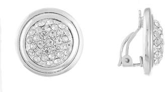 Gloria Vanderbilt 20.8mm Stud Earrings