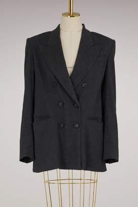 Etoile Isabel Marant Linen Orka jacket