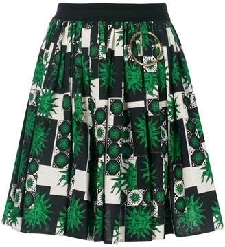 Fausto Puglisi printed mini skirt