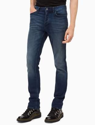 Calvin Klein skinny leg authentic blue jeans