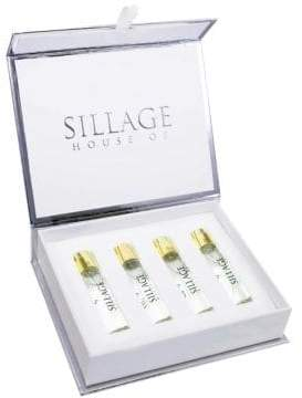 House of Sillage Or (Gold) Travel Spray Refill Tiara/4 x 0.27 oz.
