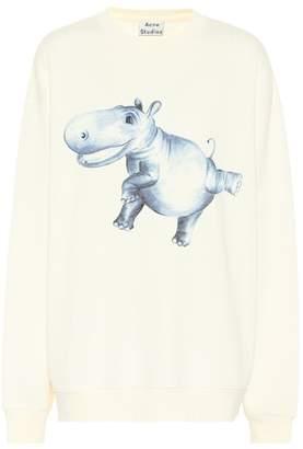 Acne Studios Hippo cotton sweatshirt