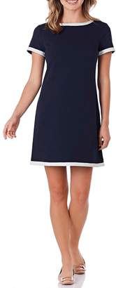 Parker Jude Connally Stretch-Crepe T-Shirt-Dress