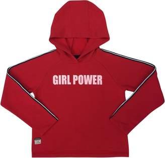 Preview Girl's Graphic Fleece Hoodie