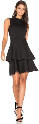 Parker Ryker Knit Dress $398 thestylecure.com