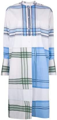 Ports 1961 checked shirt dress