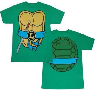 Leonardo Teenage Ninja Turtles Teenage Mutant Ninja Turtles Costume T-Shirt
