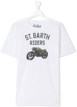MC2 Saint Barth Kids TEEN Riders T-shirt