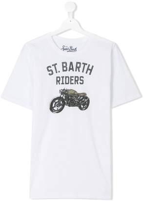 MC2 Saint Barth Kids プリントTシャツ