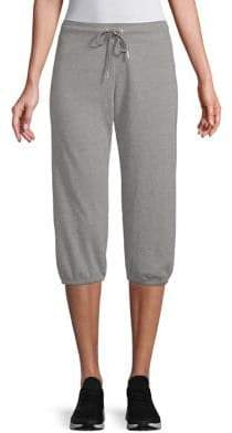 Andrew Marc Performance Cropped Elasticized Joggers