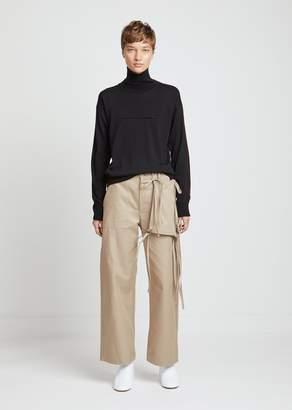 MM6 MAISON MARGIELA Pants with Removable Pocket