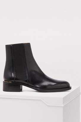 Sartore Elastic ankle boots