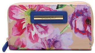 Braccialini Cristina Floral Printed Wallet