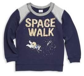 Baby Boy's & Little Boy's Theo Space Walk Long-Sleeve Tee