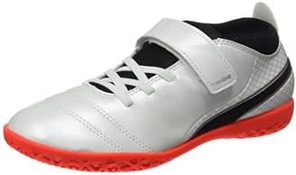1e510cabcb6 Puma Kids  ONE 17.4 IT V Jr Football Boots White-Black-Fiery Coral
