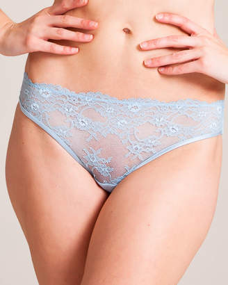 La Perla Airy Blooms Brief