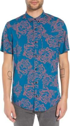 The Rail Print Rayon Shirt