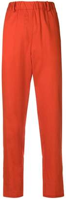 Mauro Grifoni cropped trousers