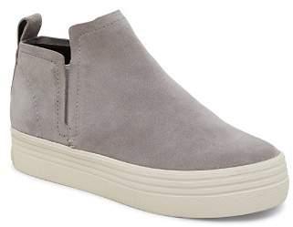 Dolce Vita Women's Tate Suede Slip-On Sneakers