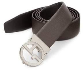 Emporio Armani GA Reversible Leather Belt