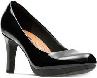 Clarks Women's Adriel Viola Pumps Women's Shoes