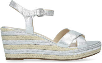 Carvela SWOON in SILVER