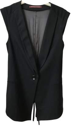 Comptoir des Cotonniers Black Cotton Knitwear for Women