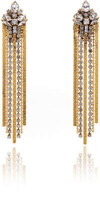 Erickson Beamon Khaleesi Earrings