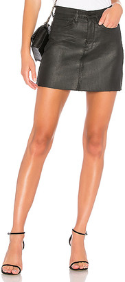 Blank NYC BLANKNYC Frayed Edge Mini Skirt