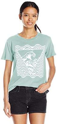 Billabong Women's Lost Control Tee
