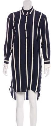 Rag & Bone Silk Striped Dress