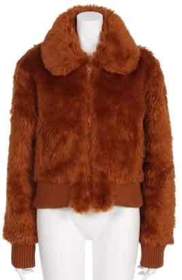 Aula (アウラ) - [Aula Aila]Eco Fur Blouson
