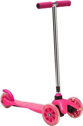 Gemtoys Kids' Pink 3 Wheel Scooter