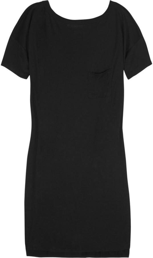 T by Alexander Wang Jersey T-shirt dress
