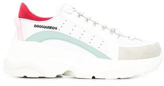 DSQUARED2 platform sneakers
