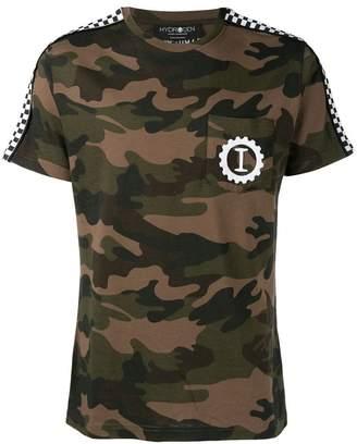 Hydrogen camouflage T-shirt