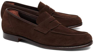 Brooks Brothers Lightweight Suede Loafers
