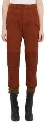 Haider Ackermann Binding Detail Trousers