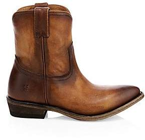 Frye Women's Billy Short Leather Boots