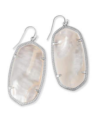 Kendra Scott Danielle Statement Earrings in Silver
