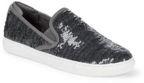 J/Slides Sequin Slip-On Sneakers