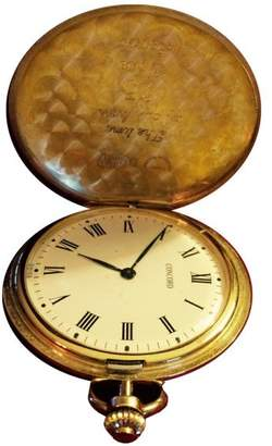 Concord Immaculate Vintage14K Gold Pocket Watch