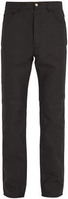 Maison Margiela Twill trousers
