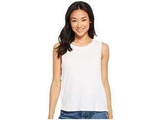 Lanston Tiered Back Tank Top Women's Sleeveless